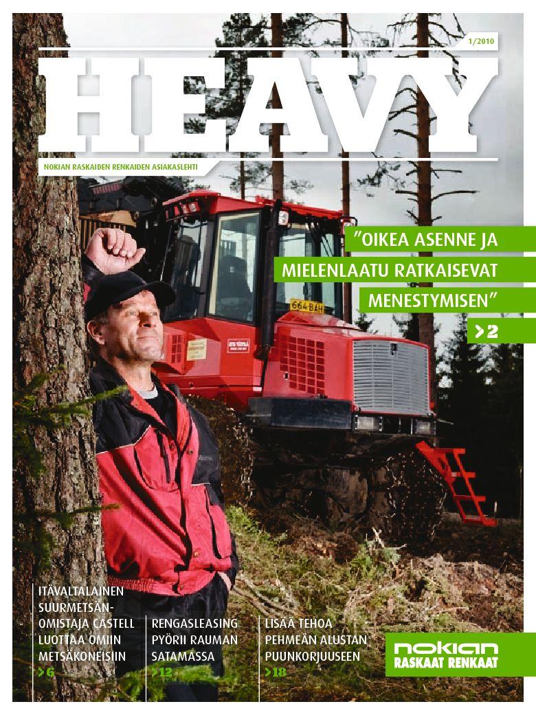 Heavy Magazine 1/2010