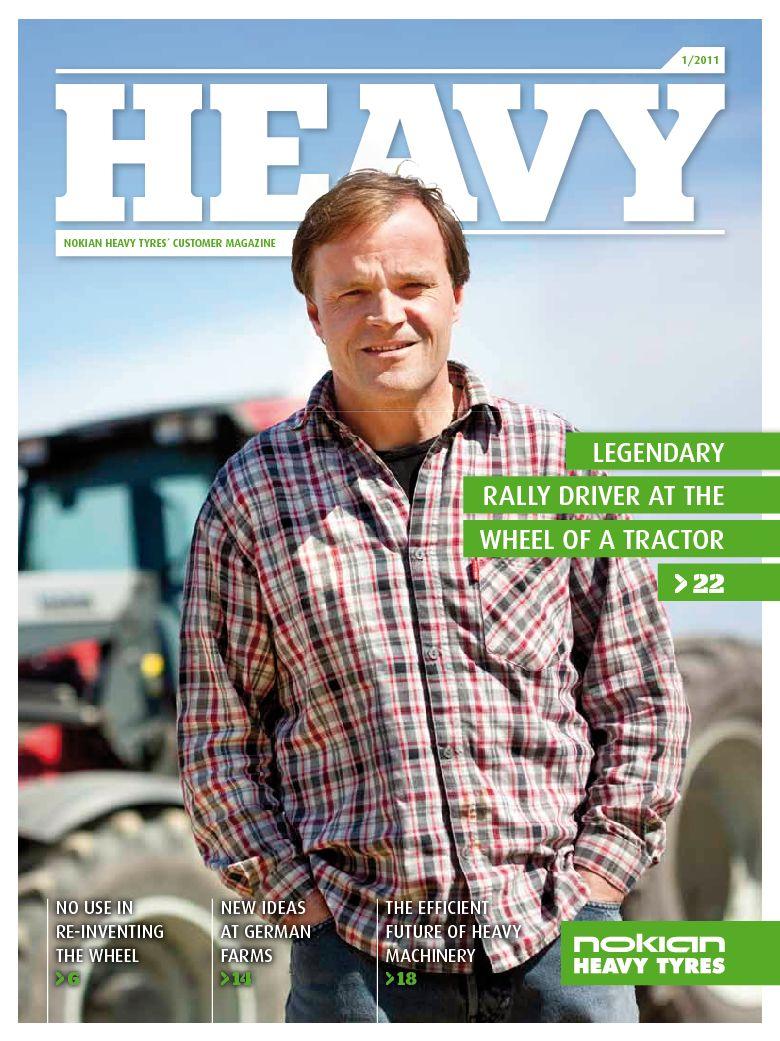 Heavy Magazine 1/2011