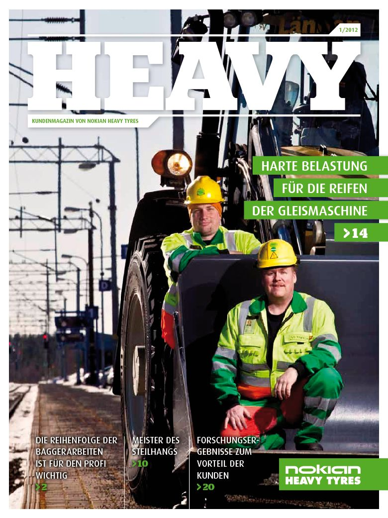 Heavy Magazine 1/2012
