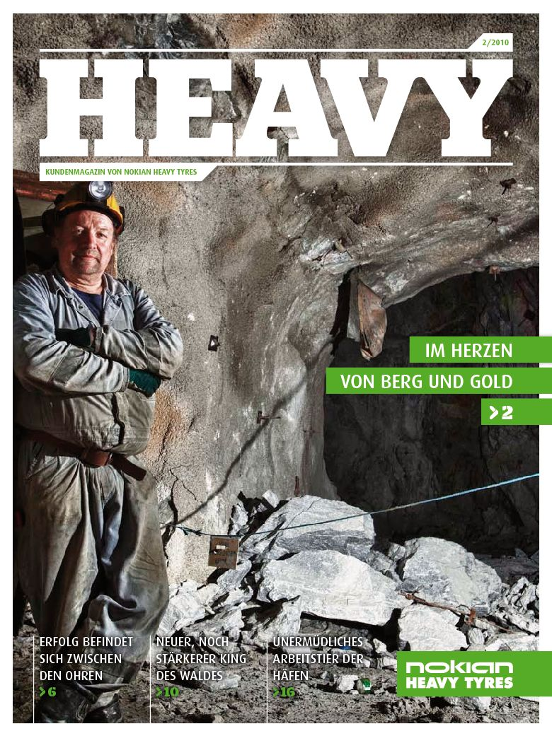 Heavy Magazine 2/2010