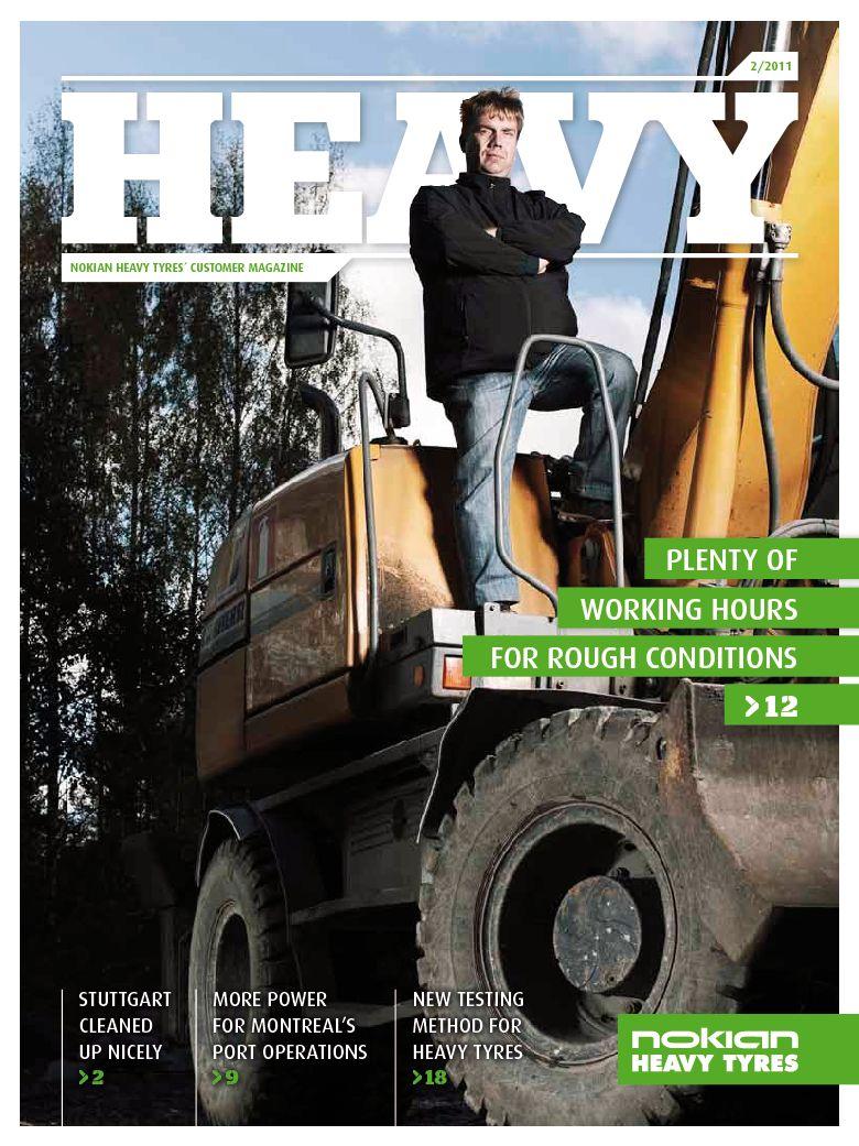 Heavy Magazine 2/2011
