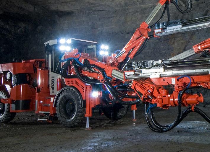 Kaivos- ja tunnelinrakennus