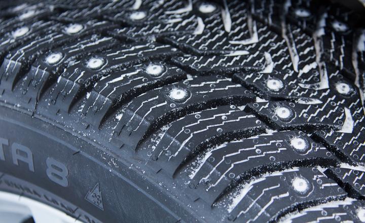 studded tires or non studded tires nokian tires. Black Bedroom Furniture Sets. Home Design Ideas