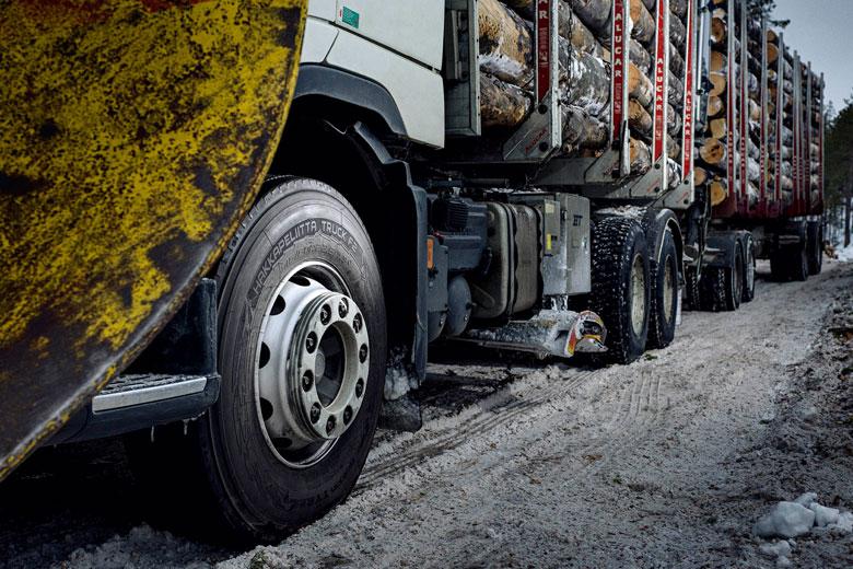 Nokian Hakkapeliitta Truck F2