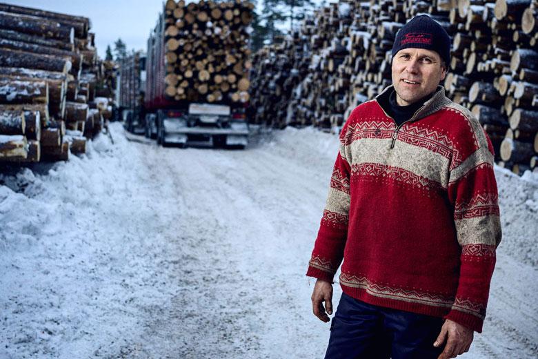 Nokian Hakkapeliitta Truck F2 Petri Pasanen