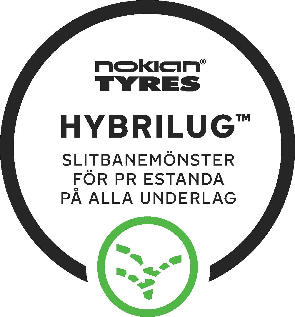 NOKIANHYBRILUG™-TEKNIK
