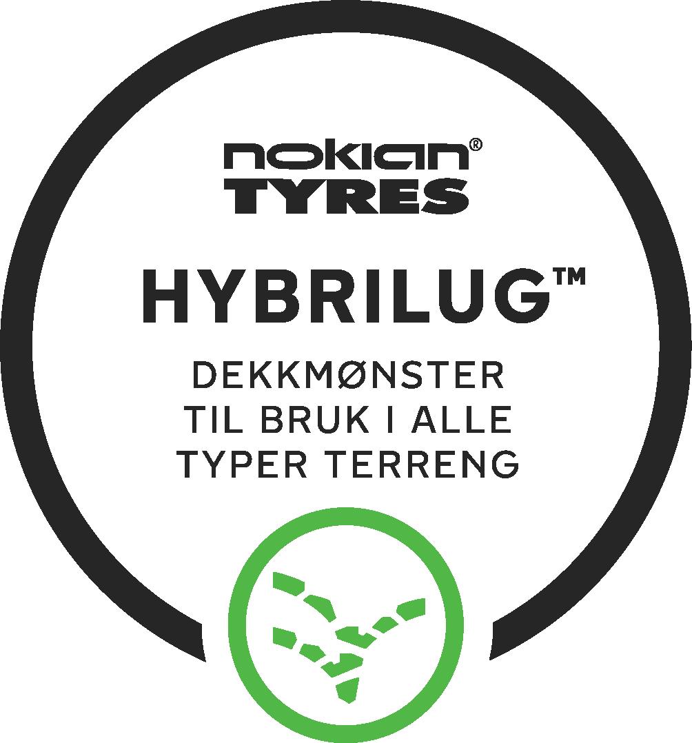 NOKIAN HYBRILUG™-TEKNOLOGI