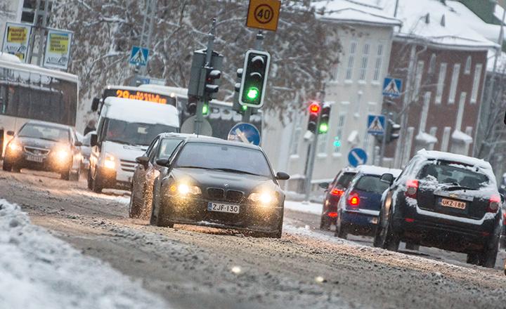 Turvallinen liikenne 2025 – yhteinen turvallisuushanke