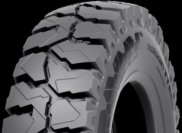 Nokian Tractor King / Nokian Heavy Tyres