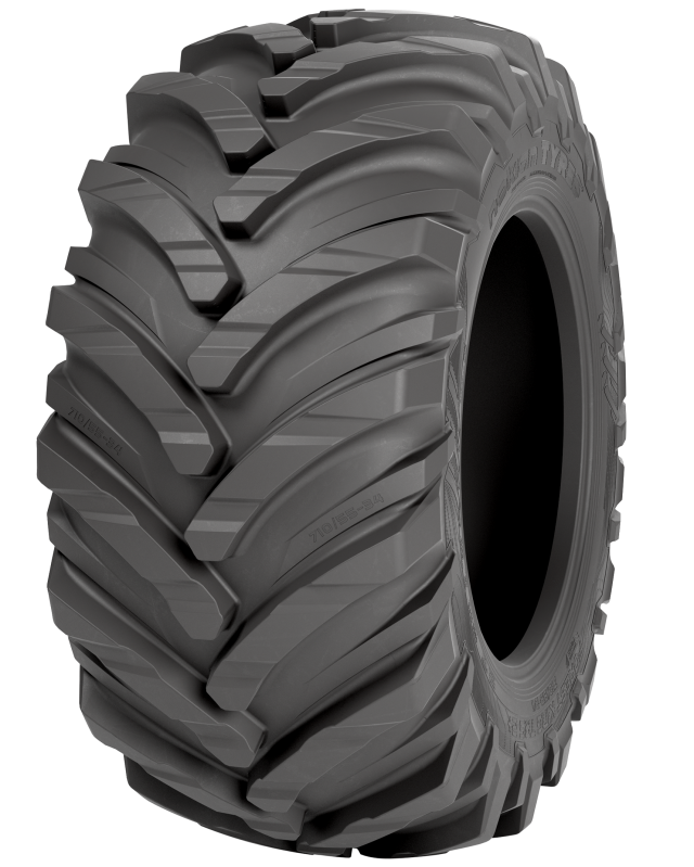 Nokian Forest King TRS 2+ - <p>Soil-friendly traction for 6-wheel forwarders and harvesters – with or without tracks</p>