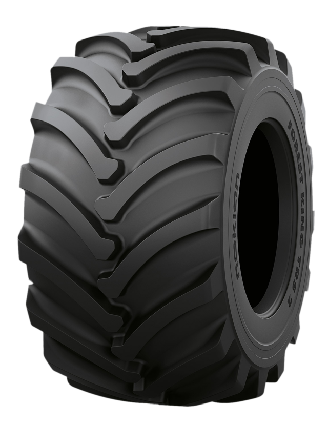 Nokian Forest King TRS 2 - Excellent traction in most demanding forestry use