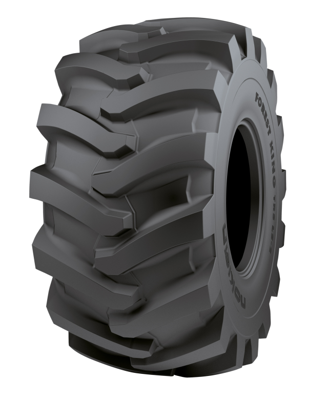 Nokian Forest King TRS LS-2 - A traction tire with excellent grip for demanding conditions