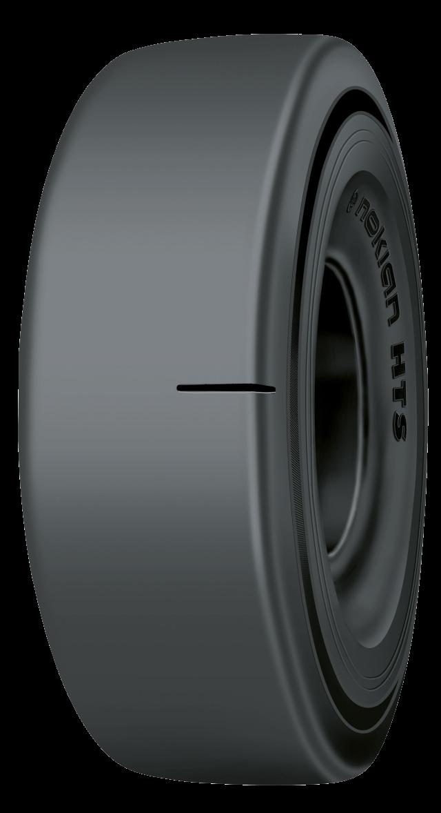 Nokian HTS L-4S Slick - Efficient and comfortable material handling