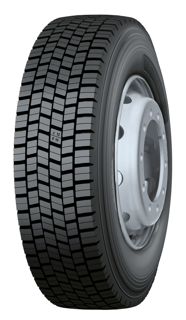 Nokian NTR 45 - A sturdy tire on drive axles for long and medium haul
