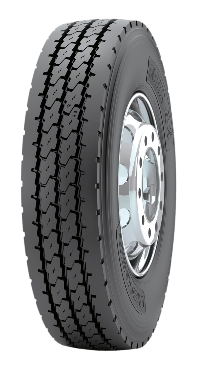 Nokian NTR 46 - An all-season steer axle tyre for on and off road