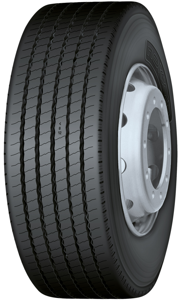 Nokian NTR 72S - A stable tire for paved roads