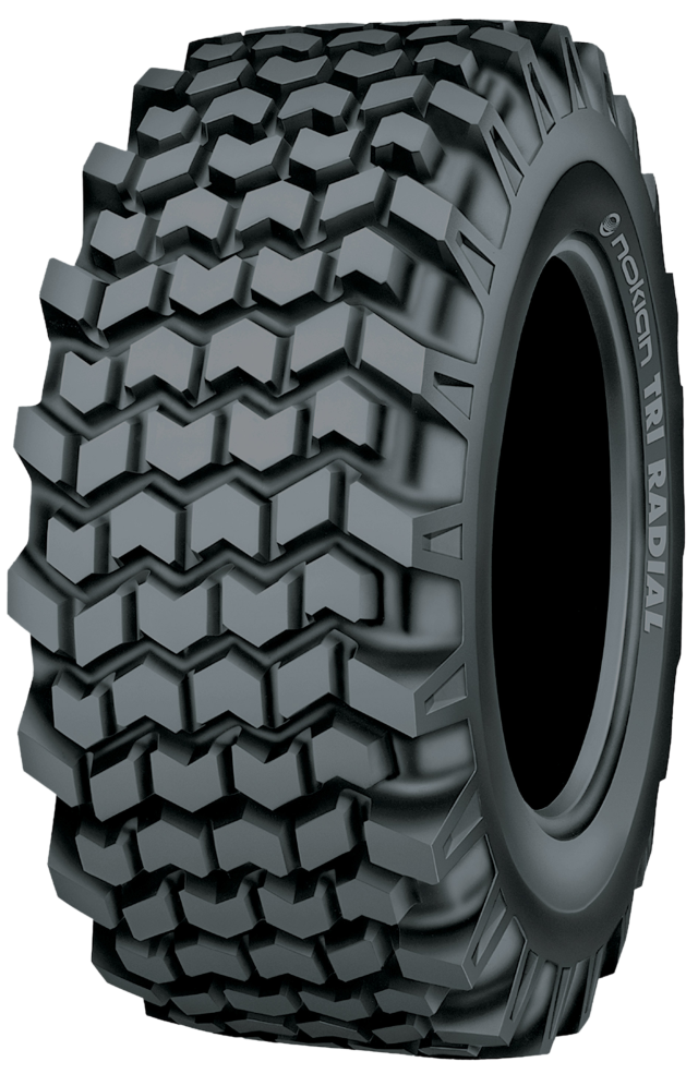Nokian TRI Steel - Puncture protection for special applications