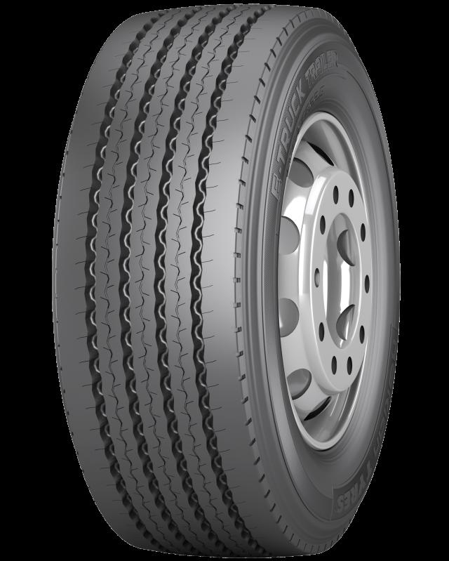 Nokian E-Truck Trailer - Reliable all-season tires for long and medium haul