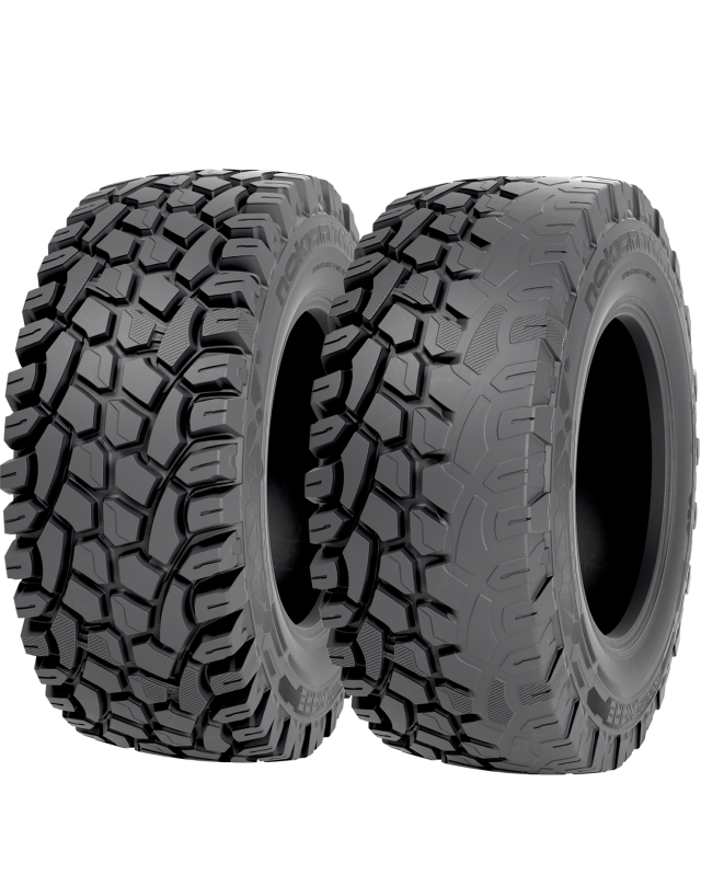 Nokian Ground Kare - Excavator and backhoe loader tire for versatile contracting work