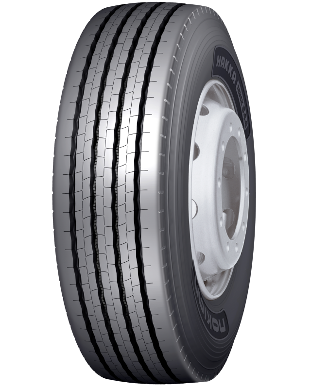 Nokian Hakka Truck 844+ - Sturdy tyre for many purposes