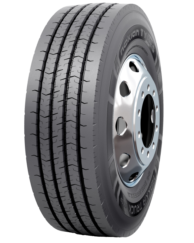 Nokian Hakka Truck Steer - Stable steering tire for all seasons