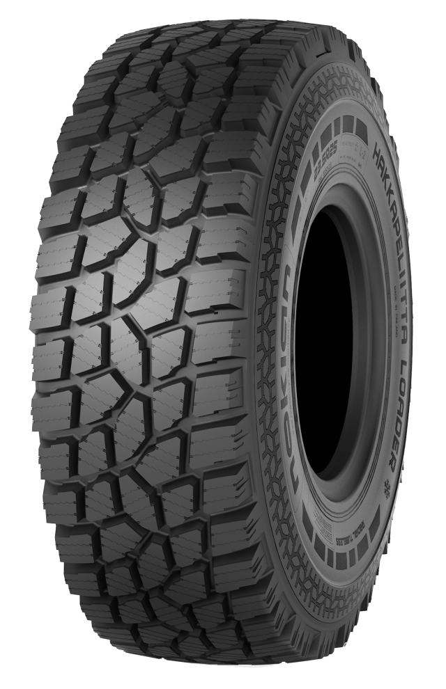 Nokian Hakkapeliitta Loader - Winter tire for wheel loaders