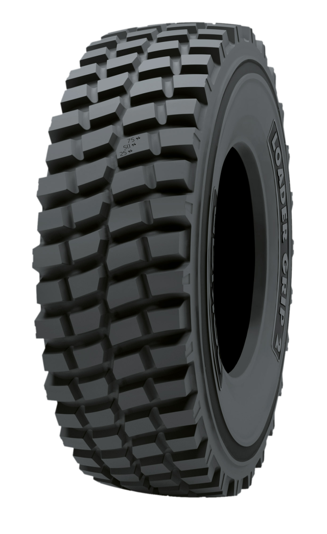 Nokian Loader Grip 2 - Absolute grip and durability for wheel loaders and other work