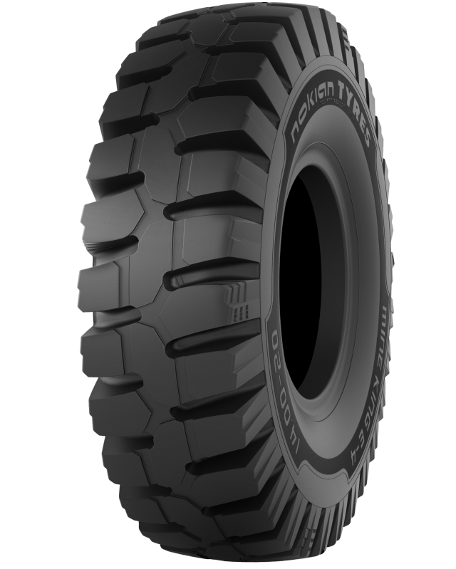 Nokian MINE KING E-4 - <p>Purpose designed and built special tire for drill rigs and utility vehicles</p>