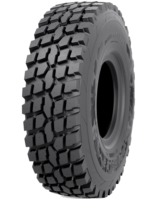 Nokian MPT Agile 2 - New generation tire for special on and off-road vehicles
