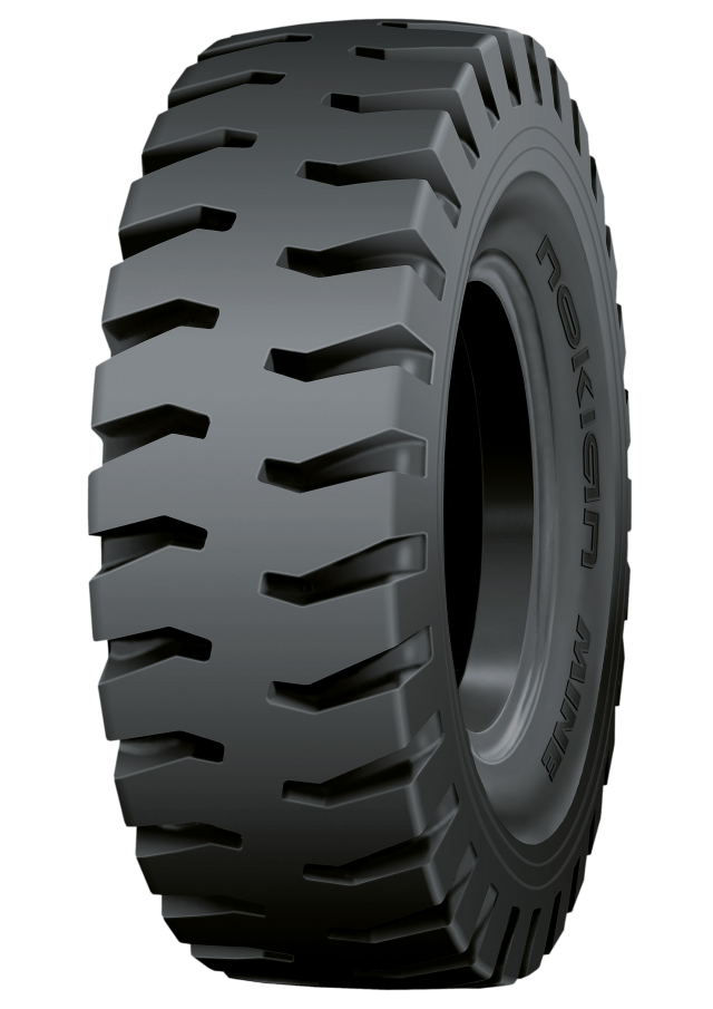 Nokian Mine - <p>Sturdiness and reliability for drill rigs</p>