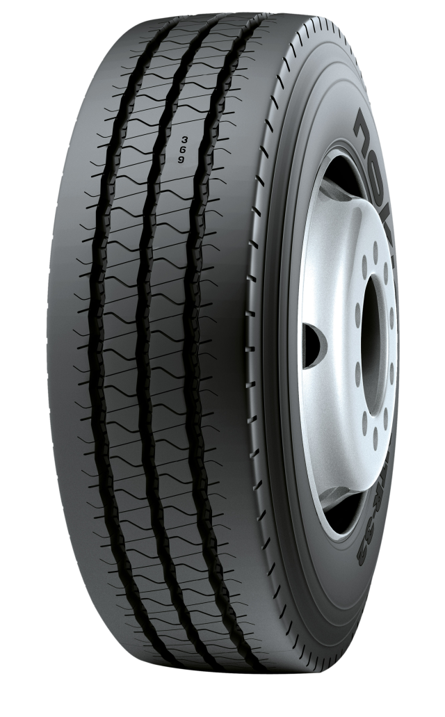 """Nokian NTR 32 17.5"""" - Absolute stability for delivery trucks and city buses"""