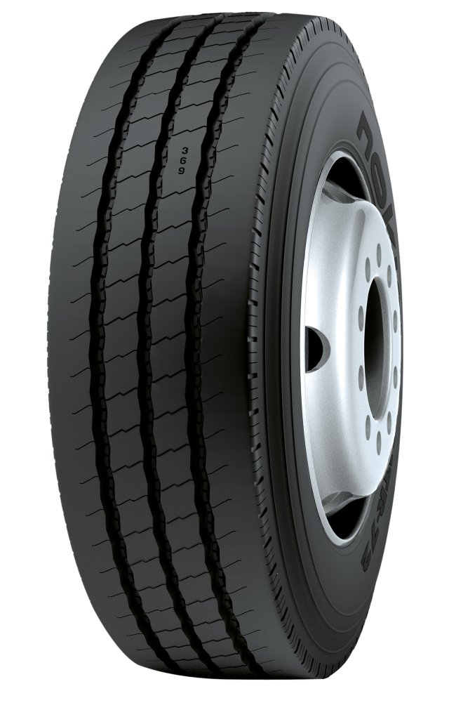 """Nokian NTR 72 17.5"""" - Extreme durability for various types of trailer and pallet use"""
