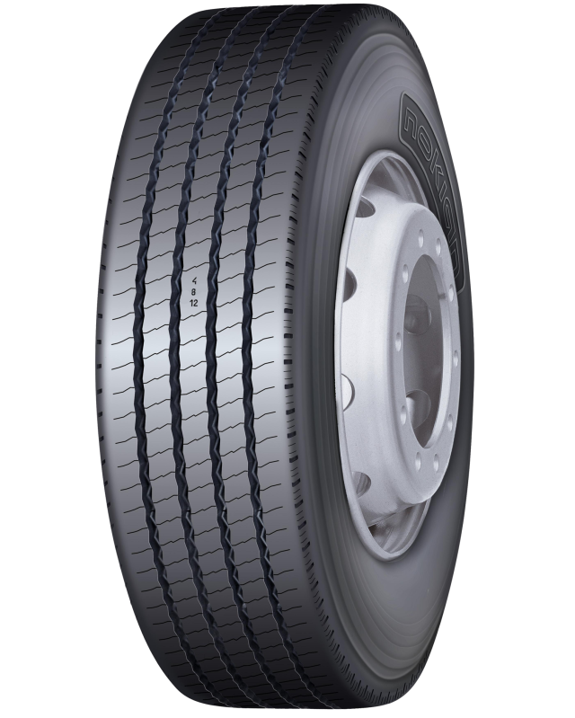 Nokian NTR 72 - Extreme durability for various types of trailer and pallet use