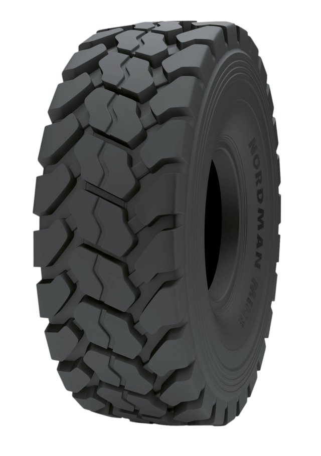 Nokian Nordman MINE E-4 - <p>Nokian Nordman Mine All-Steel Radial for articulated dump trucks</p>