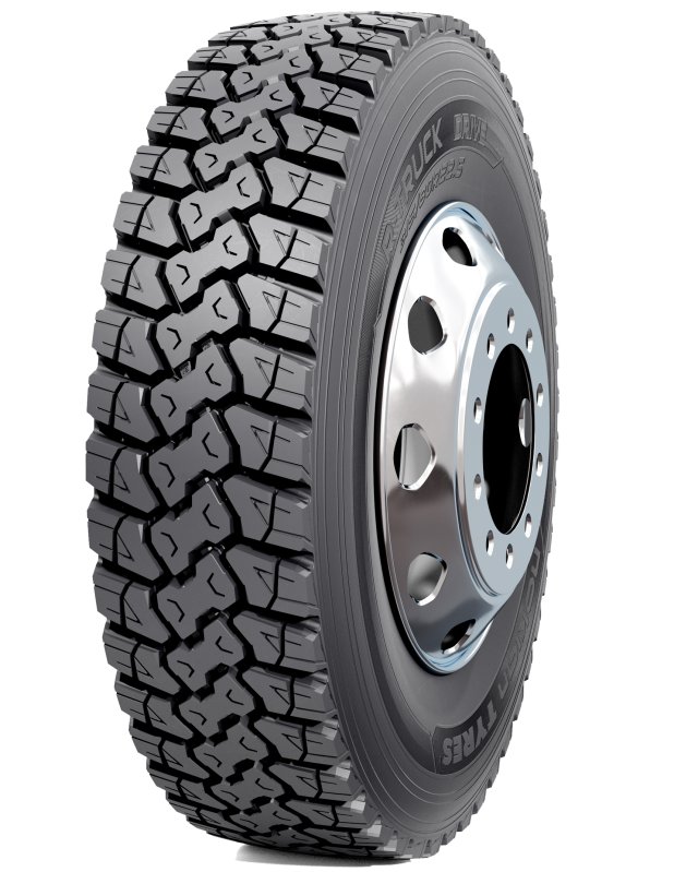 Nokian R-Truck Drive - Sturdy drive axle tire for demanding on/off-road use