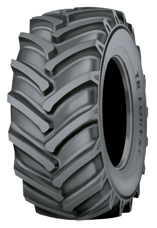 Nokian TR Multiplus - Radial tire for multi-purpose use
