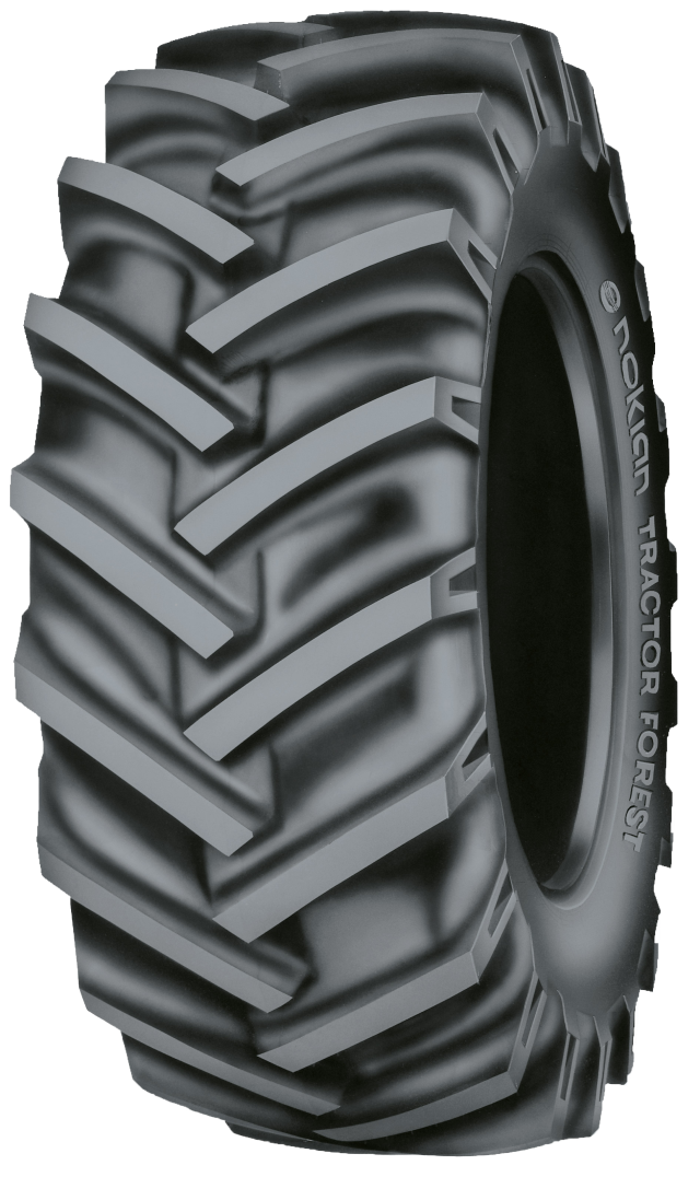 Nokian TR Forest - <p>Nokian TR Forest is a special tire for versatile forestry use on agricultural tractors.</p>