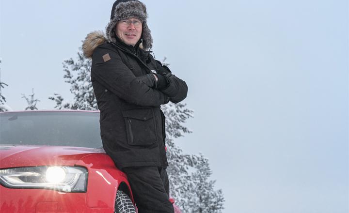 Der Nokian Snowproof P ist eine Kombination aus jahrzehntelangem Snow-how und einzigartigem Formel-1-Know-how