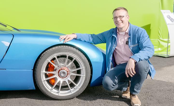 Jarno Röytiö, Nokian Tyres plc, Responsable développement