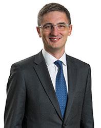 Andrei Pantioukhov, väliaikainen toimitusjohtaja