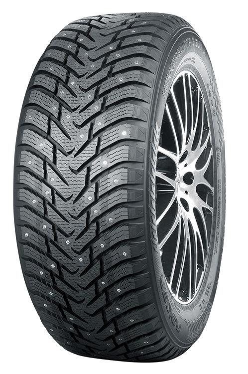 Nokian Hakkapeliitta 8 SUV winter tyre. SUV tyres are a growing product segment.