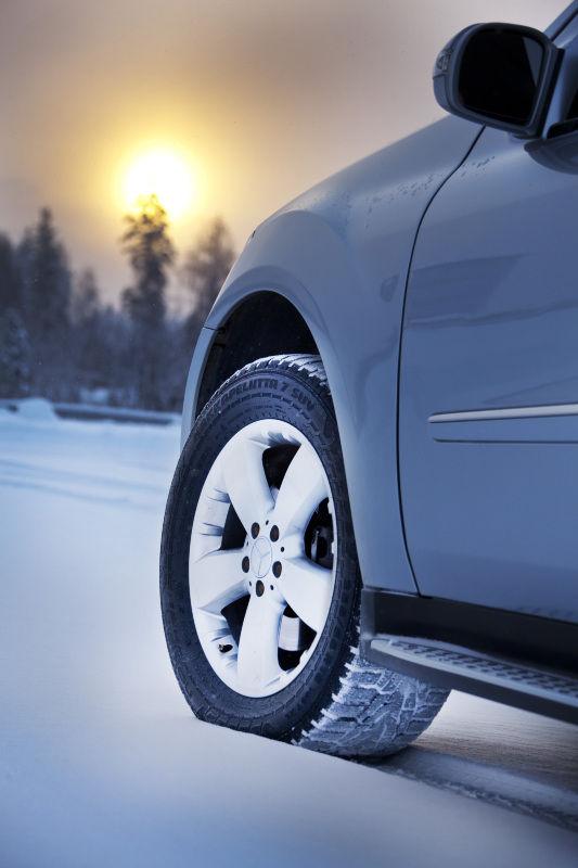 Новые шины Nokian Hakkapeliitta 7 SUV объединяют в себе безупречное сцепление, невероятную прочность и обеспечивают комфортную езду.