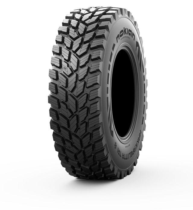 Hakkapeliitta TRI Nokian — первая в мире шина для тракторов, ей также принадлежит мировой рекорд скорости для тракторов: 130,165 км/ч.