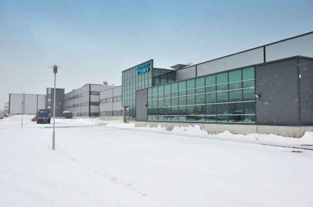 Huippumodernin tehtaan yhteyteen rakennetaan uusi tehdas, joka otetaan käyttöön vuoden 2012 aikana.