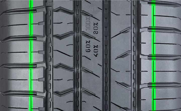 Circumferencial Grooves (Nokian Rotiiva HT)
