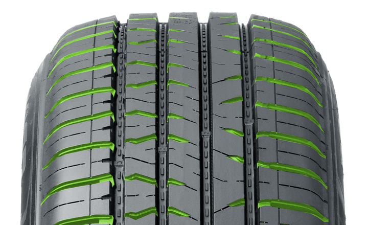 Lateral Grooves (Nokian Rotiiva HT)