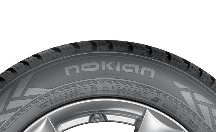 Pole informacyjne (Nokian Weatherproof SUV)