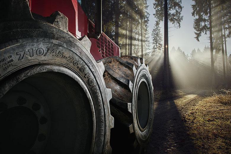 Nokian Heavy Tyres ökar sin produktionskapacitet med 50 procent