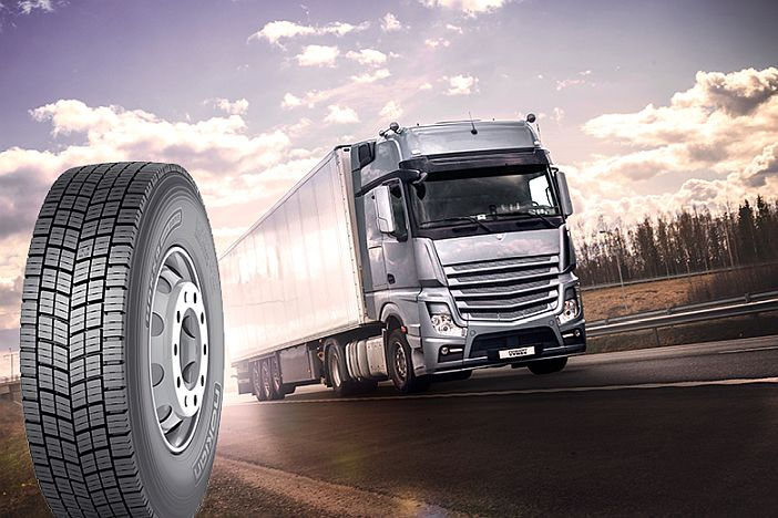 Nokian Hakka Truck Drive drivdekk