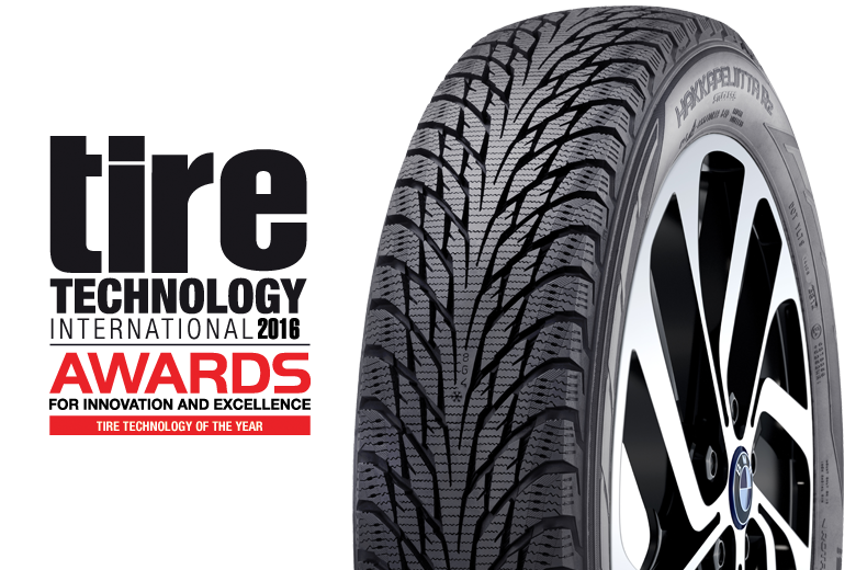 Tire technology international 2016 awards